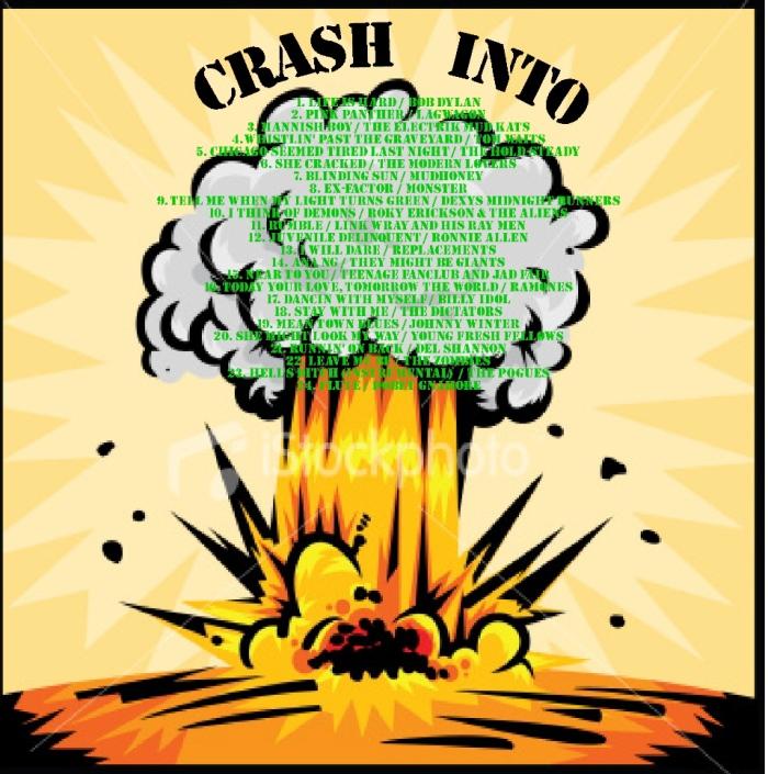 crash-into