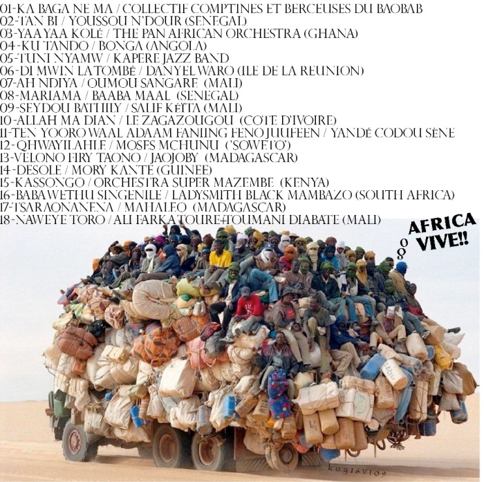 Africa vive!